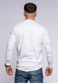 Jack & Jones - ELEMENTS  - Sweatshirt - white melange - 2