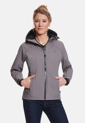 CLARA - Waterproof jacket - ash