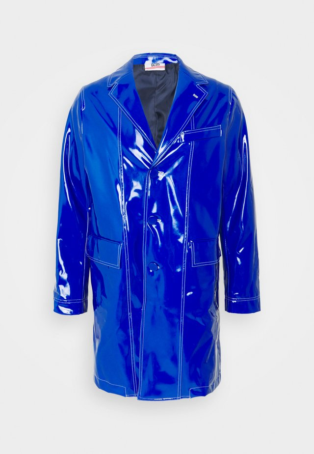 STITCHED COAT - Wollmantel/klassischer Mantel - diva blue