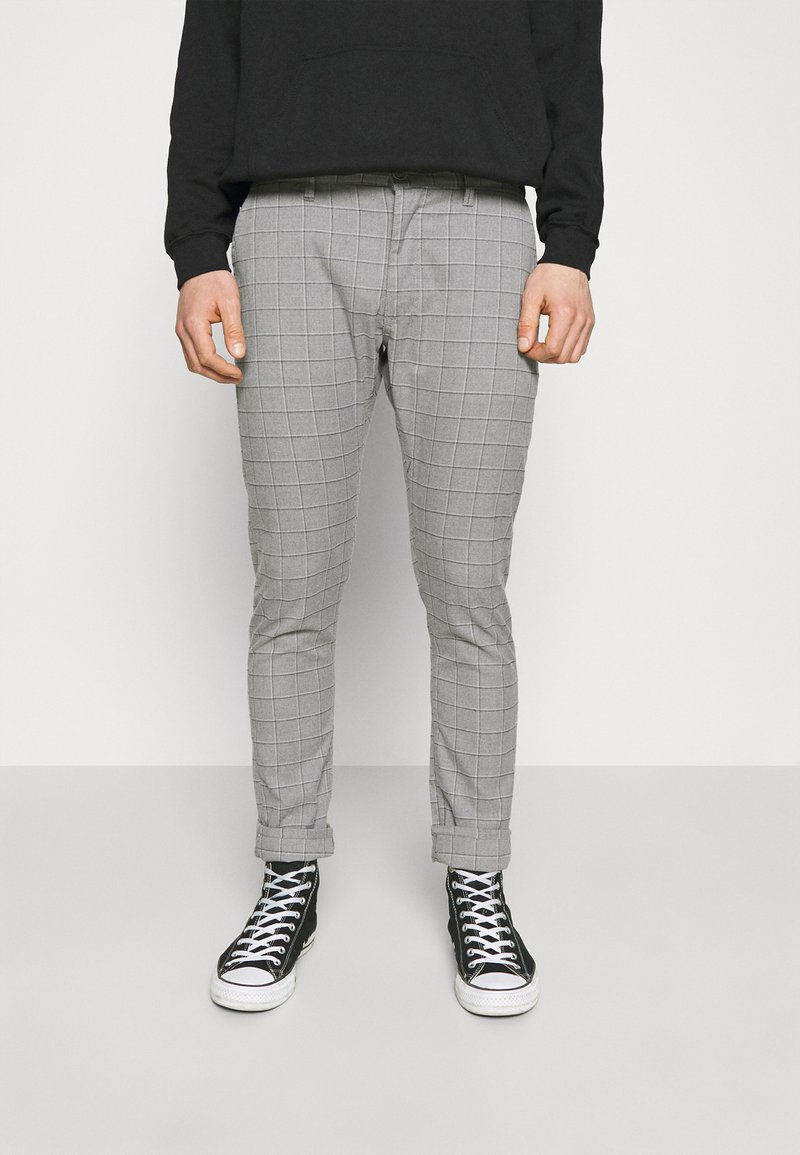 Cotton On - Chino kalhoty - grey