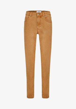 TAMA - Slim fit jeans - camel