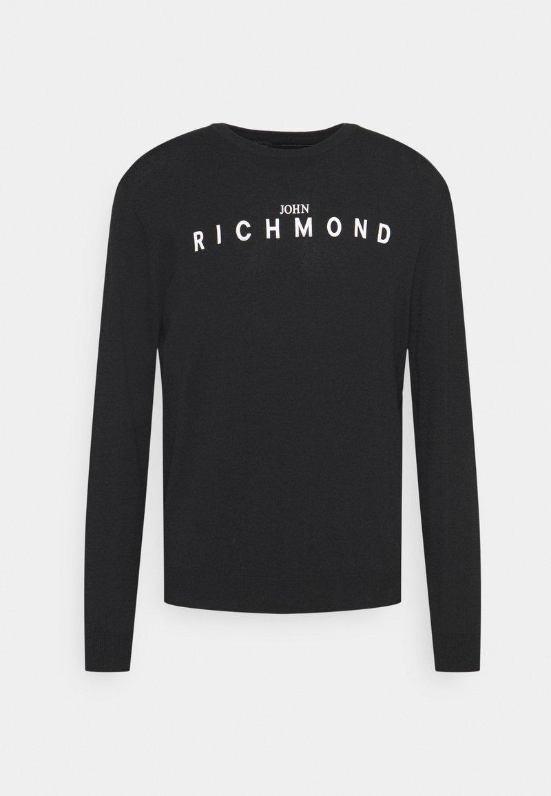 John Richmond - SIRELL - Jumper - black
