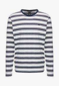 Scotch & Soda - LONGSLEEVE TEE - Långärmad tröja - dark blue/white - 4