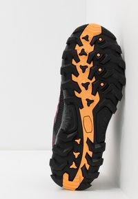 CMP - RIGEL - Hiking shoes - antracite/bounganville - 4