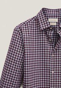 Massimo Dutti - REGULAR-FIT - Shirt - red - 5