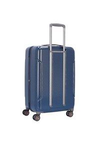 Hedgren - FREESTYLE GLIDE  - Wheeled suitcase - blue - 1