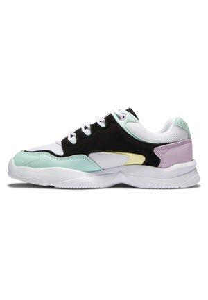 DECEL - Sneakers laag - black/multi