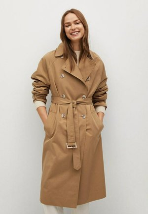 FORMIGA - Gabardina - light brown