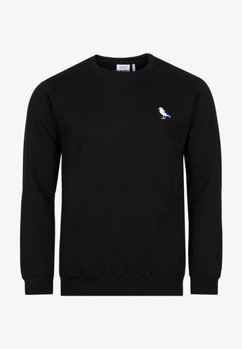 EMBRO GULL - Sweatshirt - black