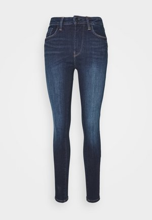 Jeansy Skinny Fit - denim