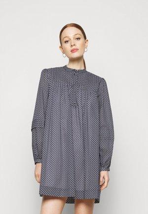 LAWN - Shirt dress - blue
