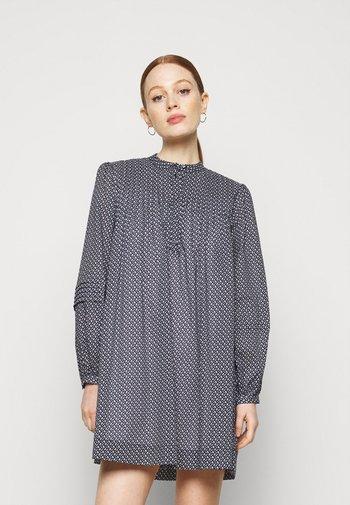 LAWN - Košilové šaty - blue