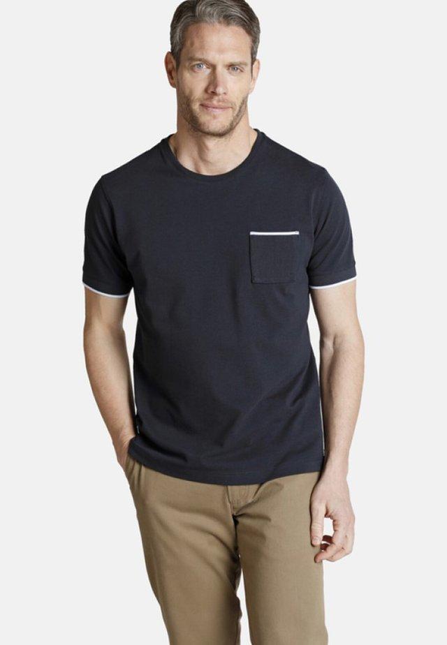 ERROL - Basic T-shirt - dark blue