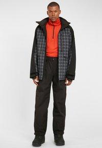 O'Neill - DIABASE  - Snowboard jacket - black aop - 1