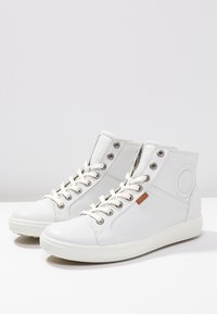 ECCO - SOFT VII - Sneakers hoog - white - 2