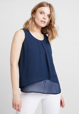 FLOW - Blouse - navy