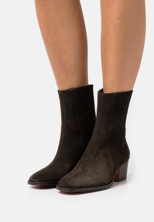 SHOE ADELE  - Classic ankle boots - dark brown