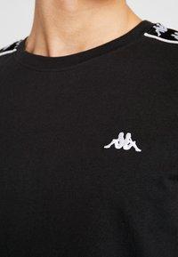 Kappa - GROLF - Camiseta de manga larga - caviar - 4