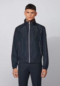 BOSS - COSTA - Training jacket - dark blue - 0
