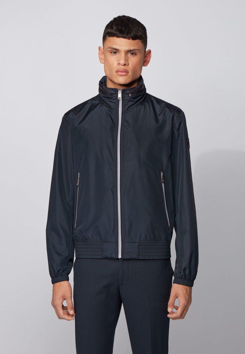 BOSS - COSTA - Training jacket - dark blue