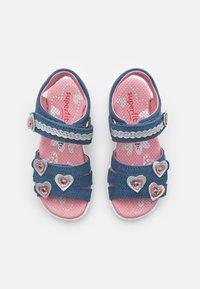 Superfit - EMILY - Sandals - blau/rosa - 3