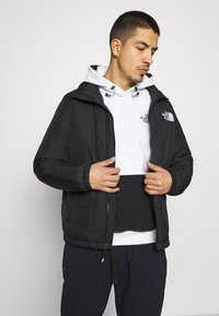 The North Face - TECH HOODIE - Sweatshirt - white - 4