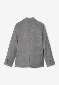 Name it - blazer - grey melange - 1