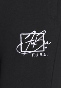 FUBU - SCRIPT - Pantaloni sportivi - black - 6