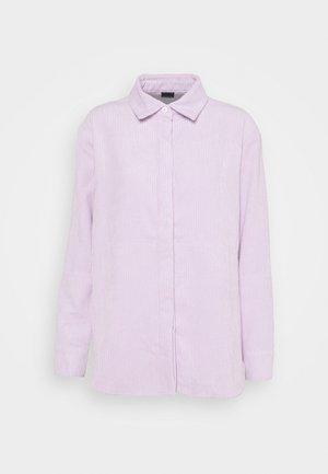 CORY - Skjorte - lavender fog
