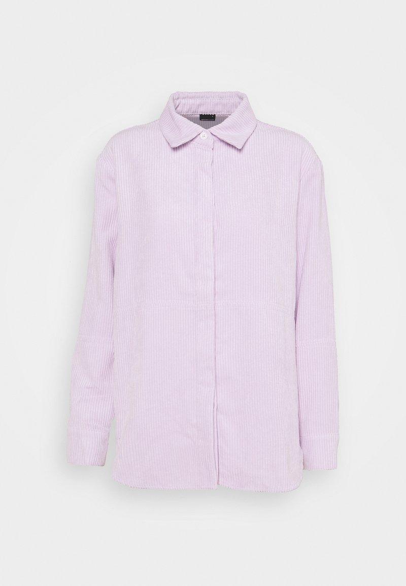 Gina Tricot - CORY - Skjorte - lavender fog