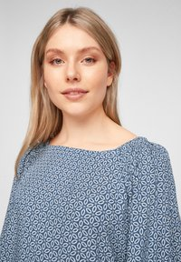 s.Oliver - Blouse - faded blue embroidery - 4