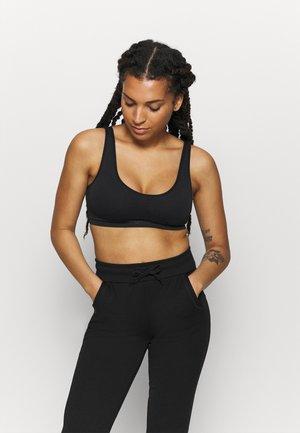ONPMIRA LOUNGE SPORTS BRA - Sports bra - black