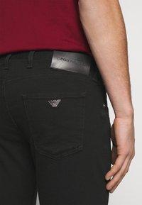 Emporio Armani - Jeans slim fit - black - 6