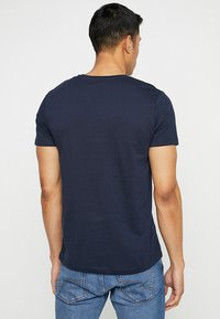 TOM TAILOR DENIM - T-shirt imprimé - sky captain blue - 2