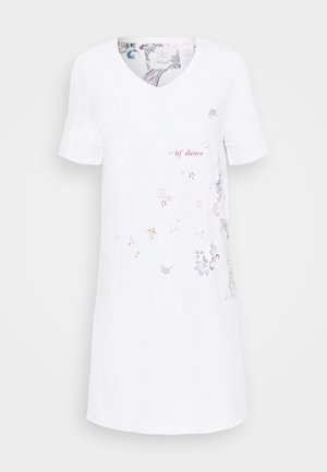 NIGHTDRESS - Nightie - white