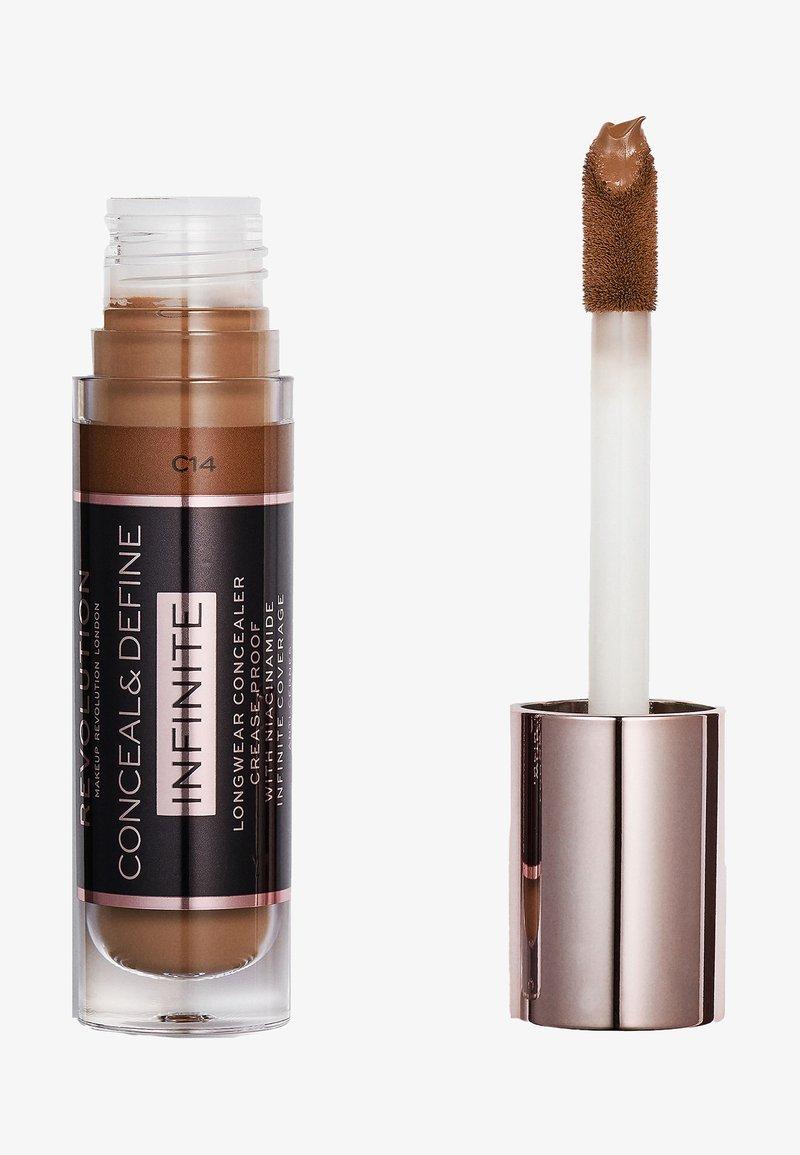 Make up Revolution - INFINITE XL CONCEALER - Concealer - c14
