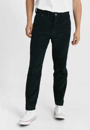 BAGGY PANTS - Kalhoty - dark jasper