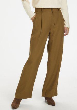 BELMASPW  - Pantalones - butternut