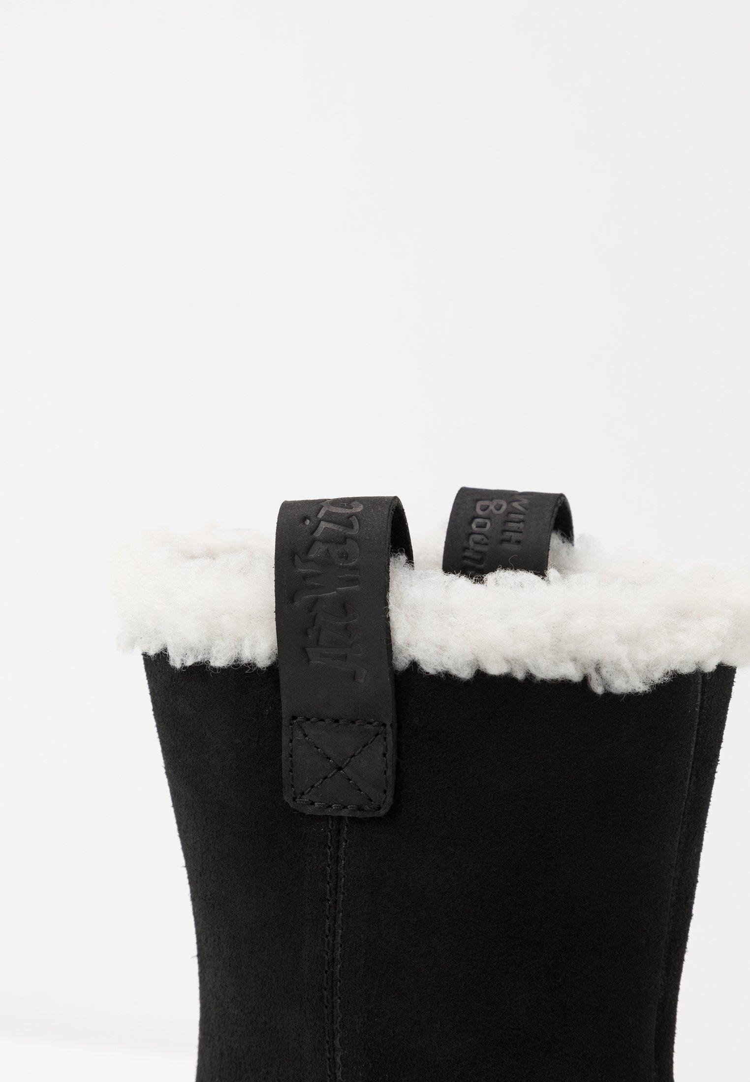 Dr. Martens JUNEY JUNIOR Stivali da neve black Zalando.it