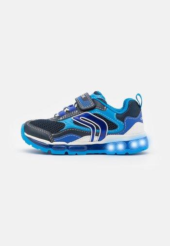 BOY - Sneaker low - navy/light blue