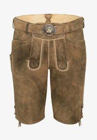 Spieth & Wensky - OLRIK - Shorts - braun - 6