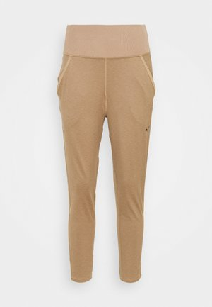 STUDIO JOGGER - Tracksuit bottoms - amphora heather