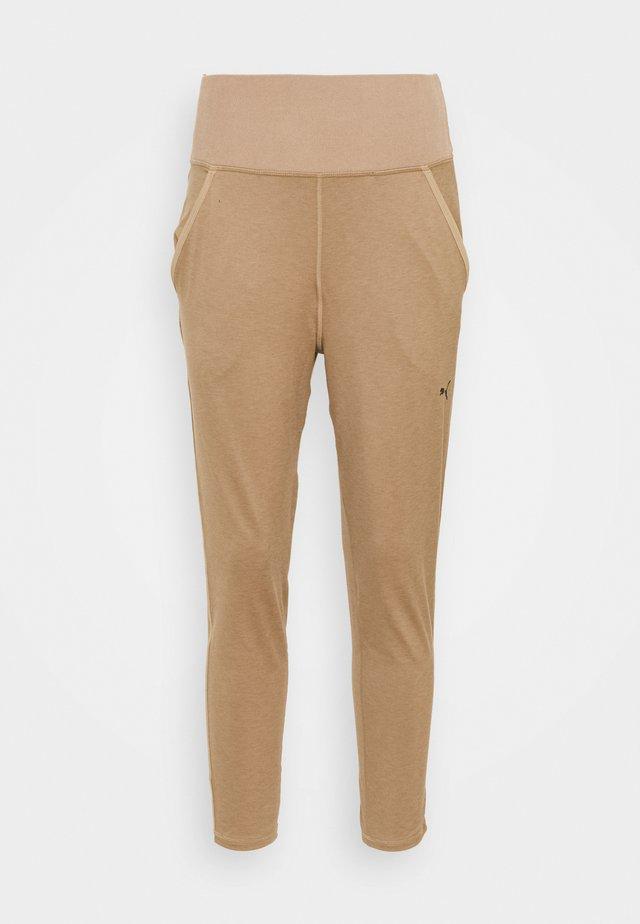 STUDIO JOGGER - Pantalon de survêtement - amphora heather