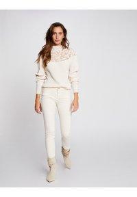 Morgan - Jeans Skinny Fit - white denim - 1