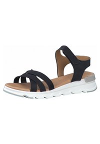 Tamaris - Platform sandals - navy - 2