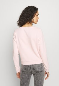 ONLY - ONLWENDY ONECK - Sweatshirt - light pink - 2