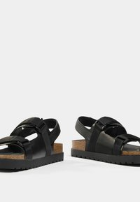 Bershka - Sandals - black - 4