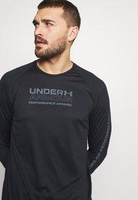 Under Armour - Camiseta de deporte - black - 3