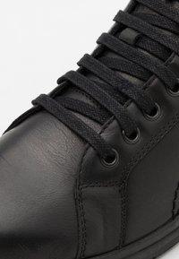 Lumberjack - JOELE - Sneakers alte - black - 5