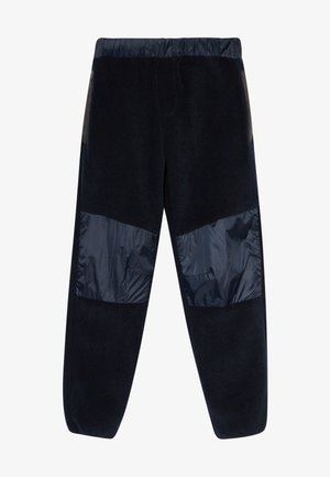 UBALDO - Trousers - dark navy